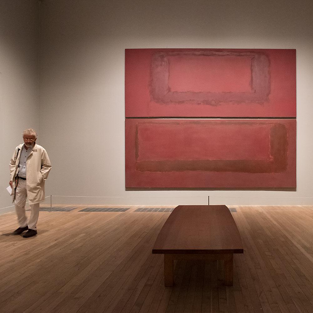 Mark Rothko Room at Tate Modern