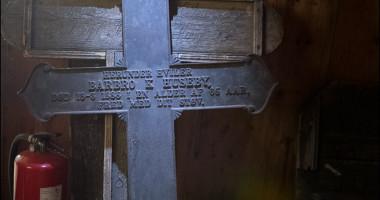 Gravminne Uvdal stavkirke