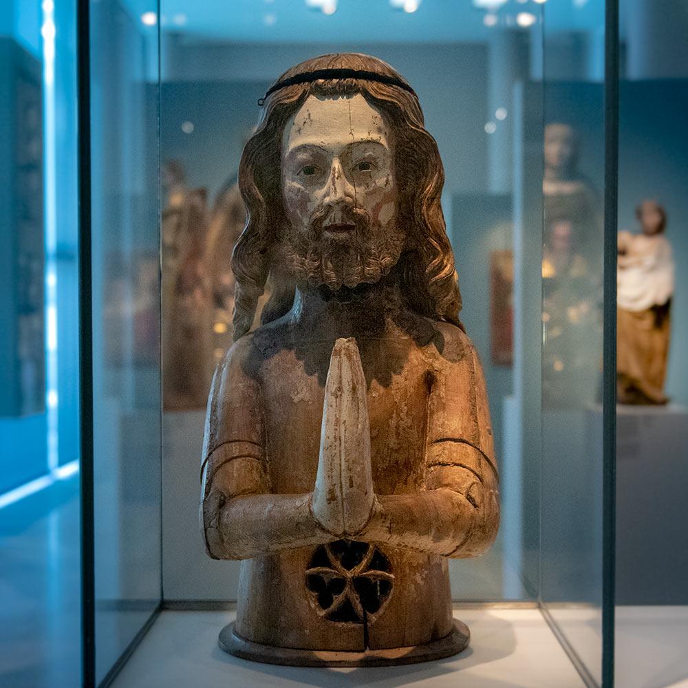 Relikviebyste, ca 1340