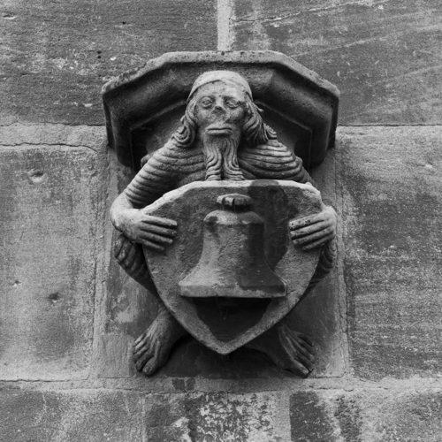 Grotesk, Lorenzkirche
