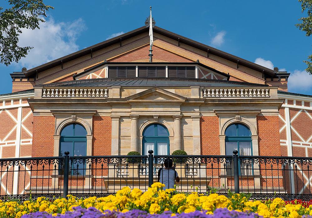 Bayreuth - festspillhuset
