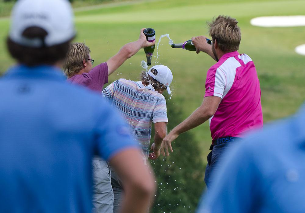 Jens Fahrbring, golf
