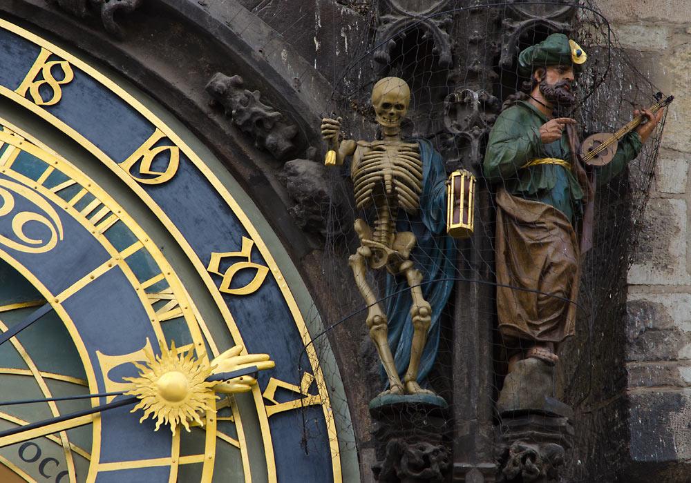 astronomiske ur i praha