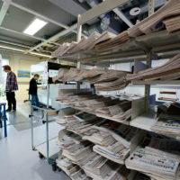 Nasjonalbiblioteket: Digitalisering av aviser