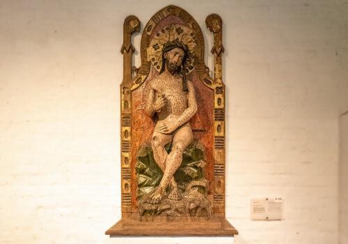 Smertemannen Lübeck St.-Annen-Museum