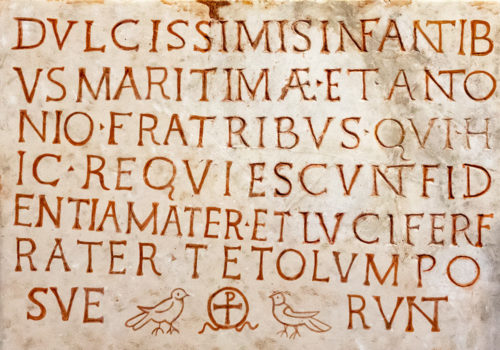 romersk gravminne
