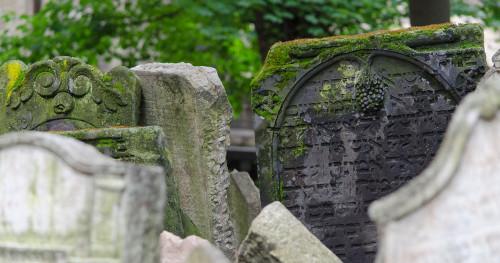 Prague: the Jewish Cemetery