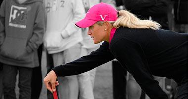 Suzann Pettersen, golf
