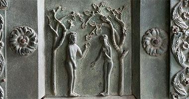 Bonanno da Pisa (Monreale): Adam-Eva