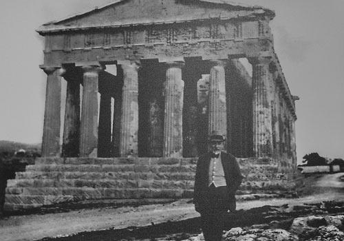Luigi Pirandello, Concordia Agrigento 1927