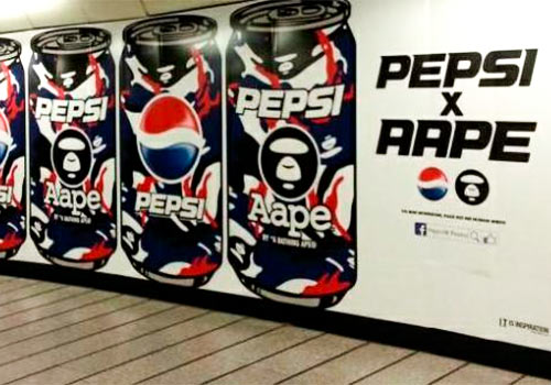 Pepsi-font
