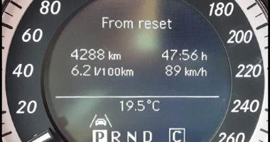 kjørecomputer