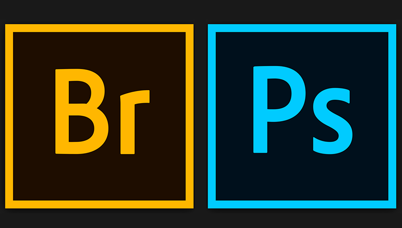 Adobe Bridge - Photoshop