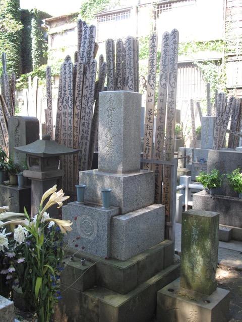 Kirkegård i Japan: Yanaka gravlund i Tokyo