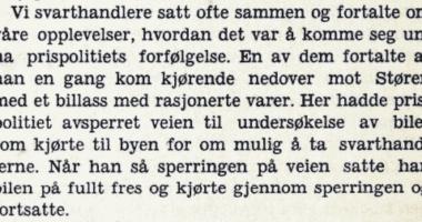 Klaus Grøneng: Svarthandel og konsentrasjonsleir